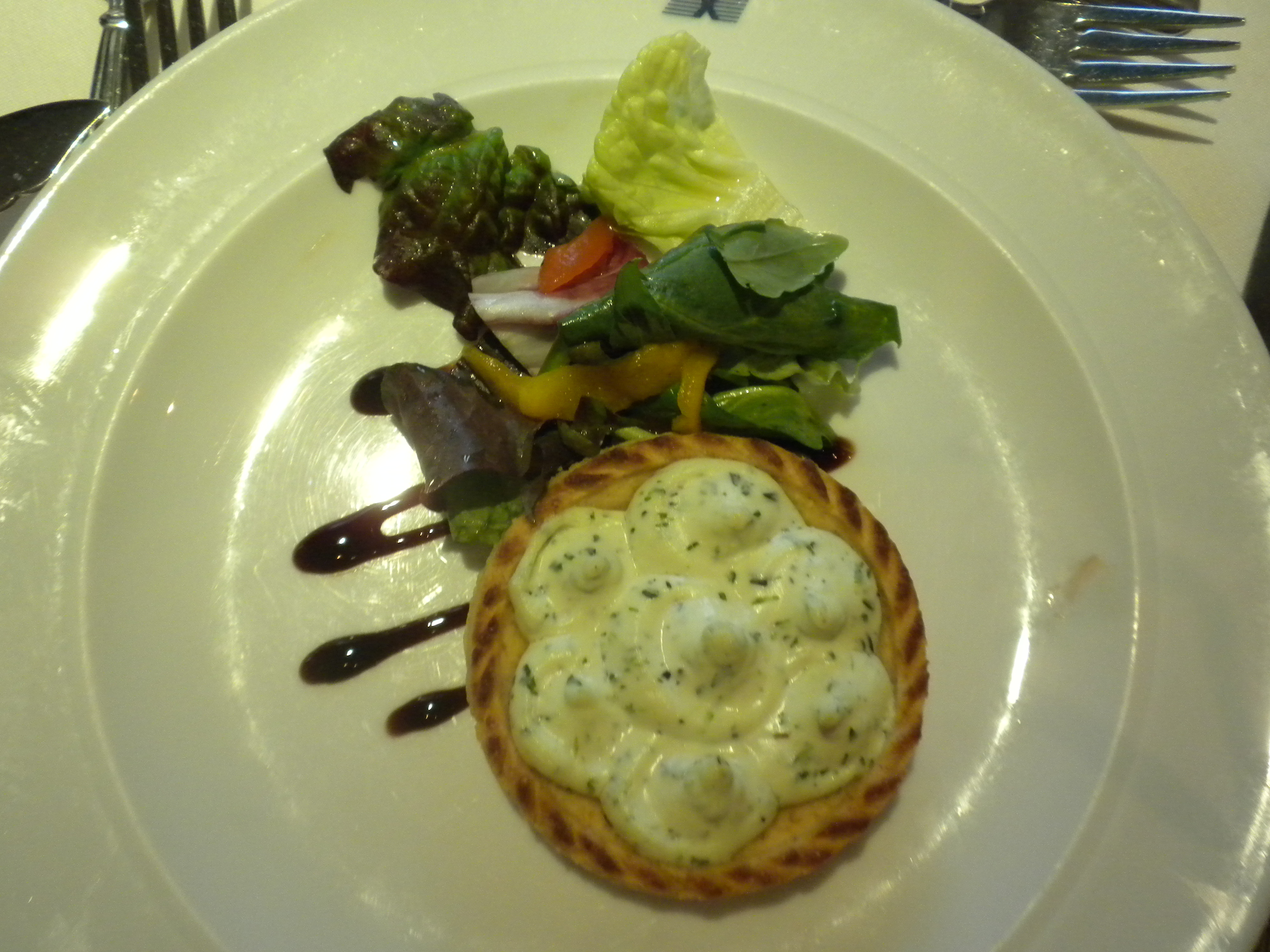 Baked Goat Cheese With Spring Vegetables Recipes — Dishmaps